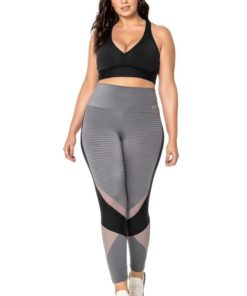 Top Nadador Chrome Plus Size