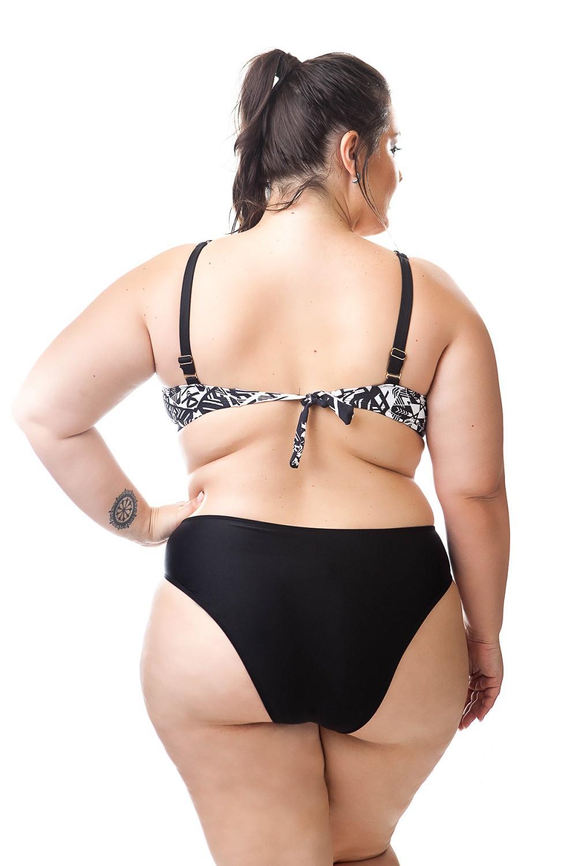 Biquíni Top Plus Size Mariana